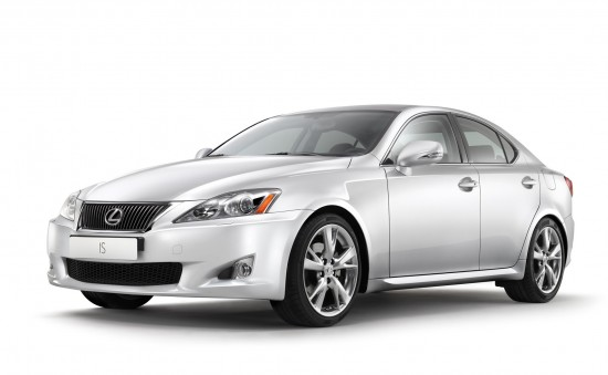 Lexus IS 250/220d