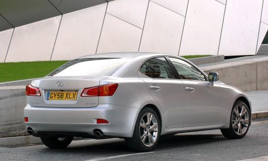 Lexus IS 250/220d