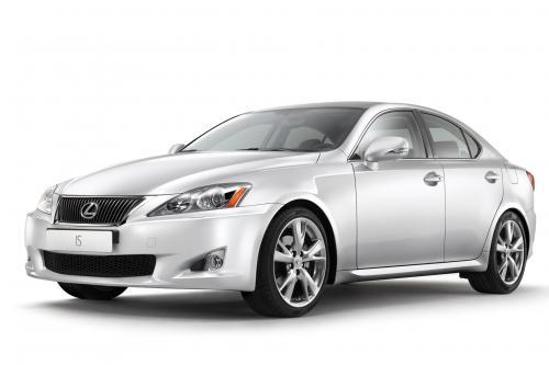 Новый 2009 Lexus is в диапазоне: Нижний выбросов и цены, более высокие технические характеристики