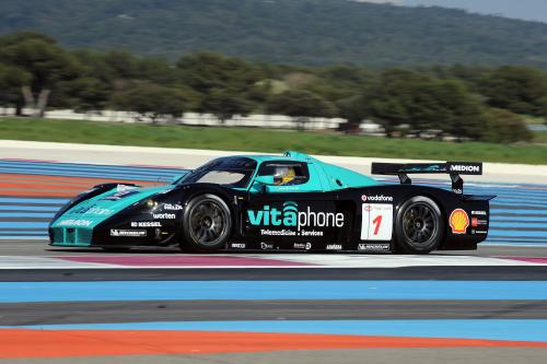 The Fia Gt Championship Starts Back Up Maserati Defends Its Title