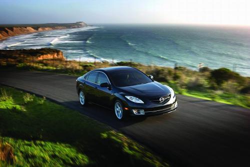 Mazda6: Эволюция Zoom-Zoom