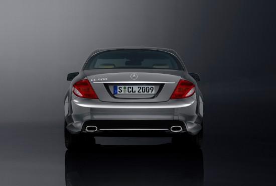 Mercedes-Benz CL 500 4MATIC AMG