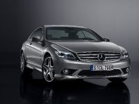 2009 Mercedes-Benz CL 500 4MATIC AMG, 3 of 4