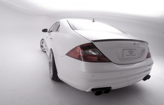 Mercedes-Benz CLS White Label