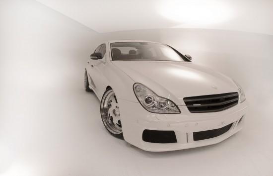 Mercedes-Benz CLS White Label