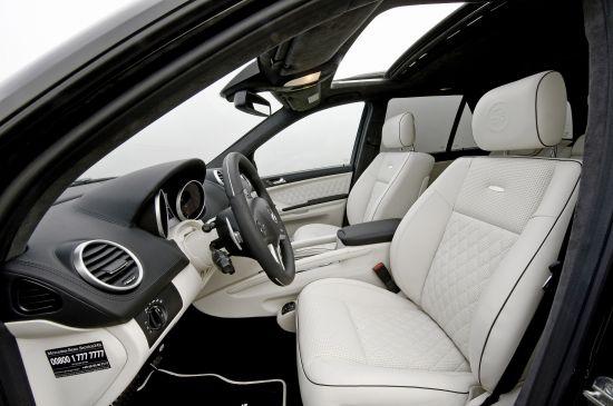 Mercedes-Benz ML63 AMG Performance Studio