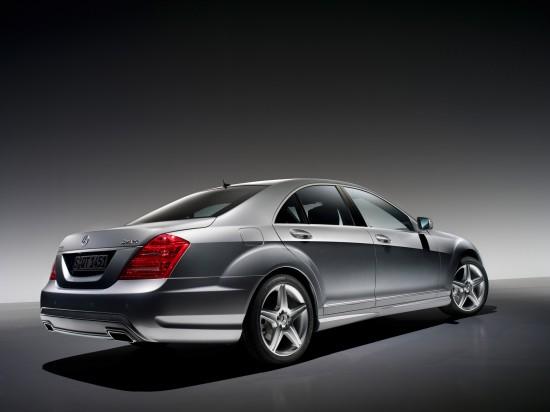 Mercedes-Benz S 500 4MATIC AMG