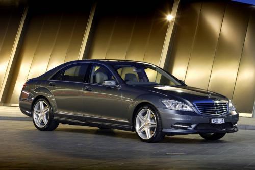 Mercedes-Benz S350 CDI будут выставлены на продажу в США