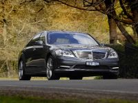 2009 Mercedes-Benz S350, 14 of 15