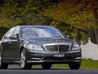 2009 Mercedes-Benz S350, 13 of 15