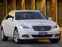 2009 Mercedes-Benz S350, 10 of 15