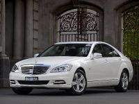 2009 Mercedes-Benz S350, 5 of 15