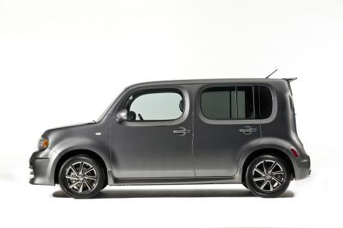 Nissan объявляет 2009 Cube KROM, Стартовая цена $13,990
