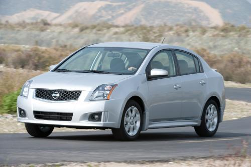 Nissan объявляет о новом 2009 году Sentra FE+ 2.0 SR