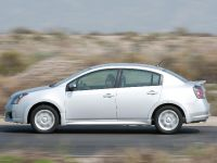 Nissan Sentra SR, 2009