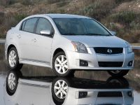 2009 Nissan Sentra SR, 11 of 23