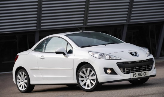 Peugeot 207 CC Restyled
