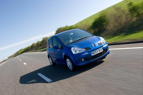 Renault Modus назван лучший Малый MPV в Green Car Awards