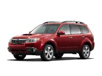 2009 Subaru Forester 2.5 XT, 1 of 5