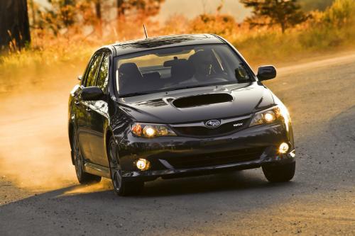 Subaru Impreza WRX [10 фотографий]