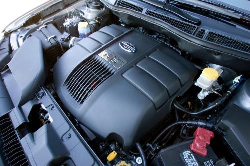 Subaru Объявляет Цены На Новый 2009 Impreza И Tribeca Моделей - фотография subaru