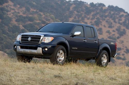 Suzuki Объявляет Цену За Наградами Пикап Equator, Grand Vitara Компактный Внедорожник