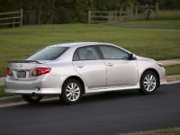2009 Toyota Corolla S, 9 of 15