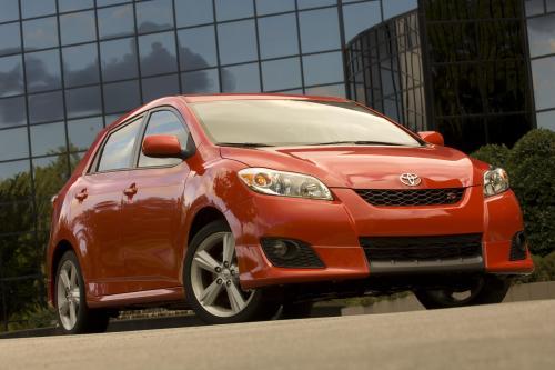 Все-Новый 2009 Toyota Matrix Полностью Переработан Для Повышения Производительности И Полезности