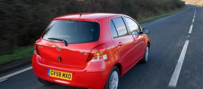 Toyota Yaris (2009) - picture 7 of 25