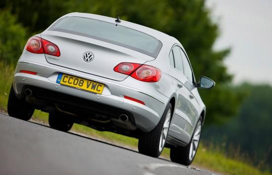 Volkswagen Passat CC GT