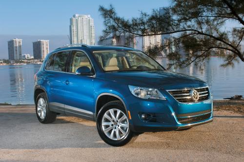 Volkswagen представляет новую версию Tiguan - матч