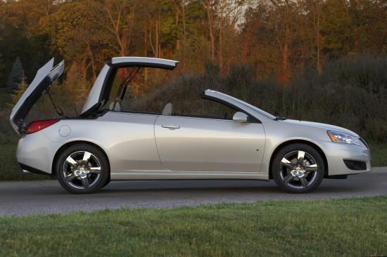 .5 Pontiac G6 GT Convertible