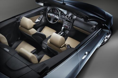 Pontiac Выкатывает Усиленной G6 Семьи