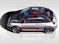 2010 Abarth 500C, 7 of 60