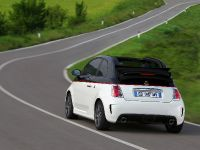 2010 Abarth 500C, 24 of 60