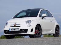 2010 Abarth 500C, 30 of 60
