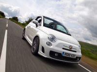 2010 Abarth 500C, 37 of 60