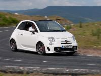 2010 Abarth 500C, 40 of 60