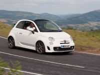2010 Abarth 500C, 41 of 60
