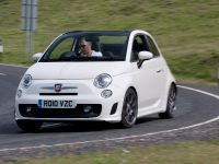 2010 Abarth 500C, 42 of 60