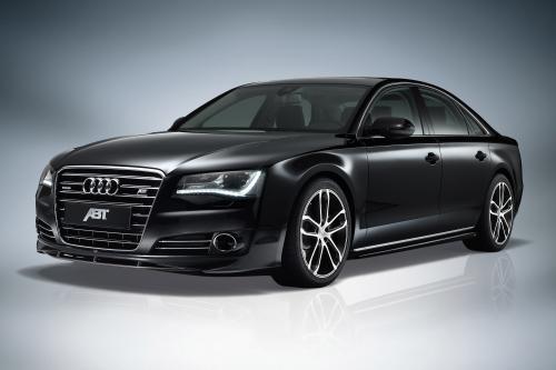 ABT Sportsline идет легко на 2011 Audi A8