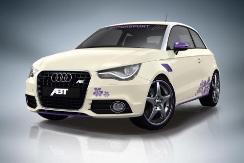 ABT Audi A1 - real eye-catcher