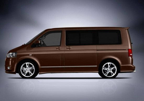 ABT VW T5 Van Facelift