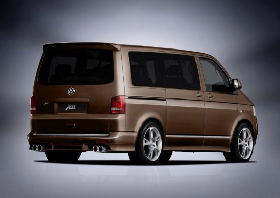 ABT VW T5 Van Facelift