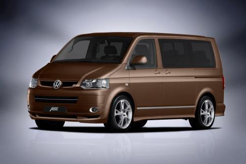 ABT Sportsline изысканный VW Multivan T5 Facelift