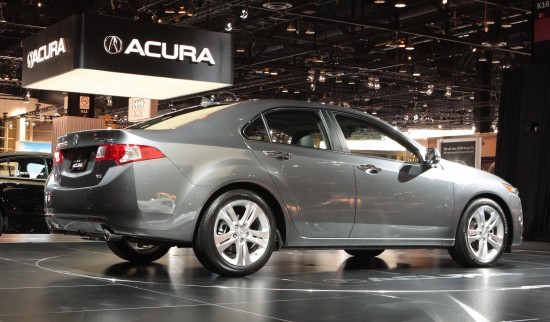 Acura TSX V-6