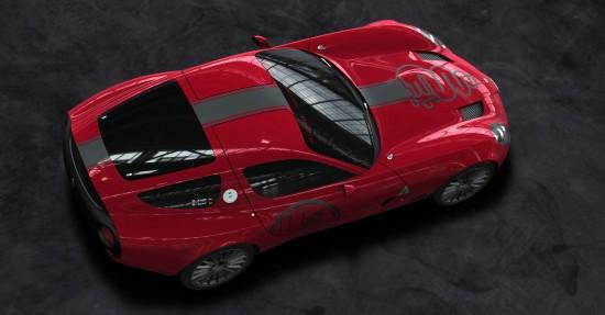 Alfa Romeo TZ3 Corsa