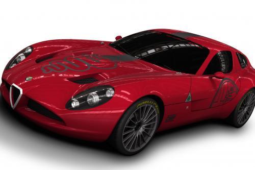 Zagato премьеры Alfa Romeo TZ3 Corsa