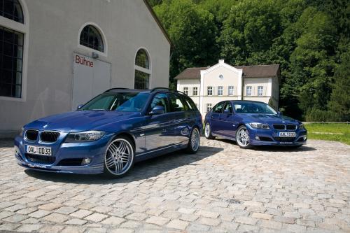 BMW Alpina D3 Bi-Turbo достигает 107 л. с. на литр с дизельным двигателем