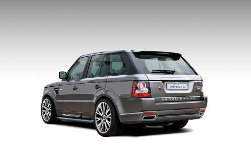 Arden премьера 2010 Range Rover Sport AR5